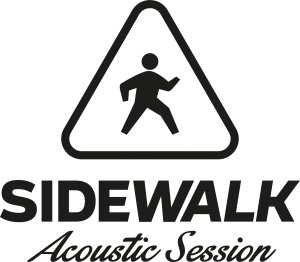 Sidewalk Acoustic Session Coverband Logo Neu Akustik